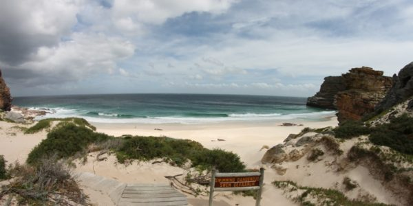Dias Beach am Cape of Good Hope